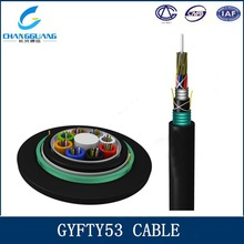 12 Core Direct Buried,Sale Of The First Outdoor 12 Core Direct Buried Fiber Optical Cable GYFTY53