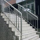Stainless Steel Pipe Stair Handrail