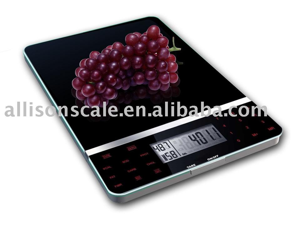 2014 nuevo producto nutricional balanza electrónica
