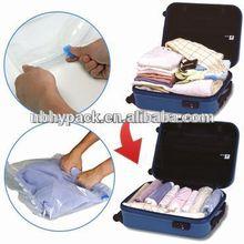Hand roll bag Travel vacuum storage bag