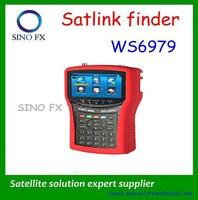 WS-6979 Digital Satellite Finder Meter Spectrum WS6979 passed CE