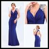 Women sexy blue photo cheap cocktail dresses for juniors chiffon homecoming dress