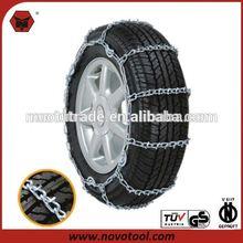 18mm KL Series Passenger Car V-bar Steel snow tire chains