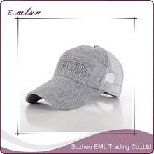 2014 Fashion Cotton Baseball Hat Flax Men Hats