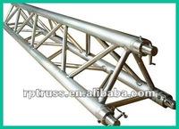 Outdoor aluminum triangular roof truss