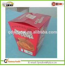 Green & healthy food grade food packaging take away bag