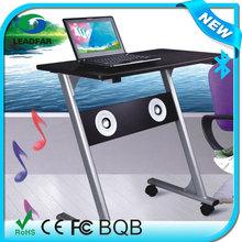 multi function movable laptop desk