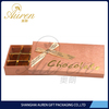 Fine fashion design chocolate box packages