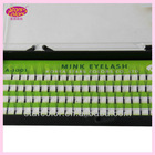 Private label eyelash packaging hair extension