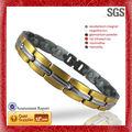 magnética diferentes modelos de jóias de ouro sólido pulseiras pulseira de energia