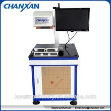 Hot! button laser marking machines Skype:szchanxan