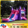 Attractive jumping castles inflatable water slide, cheap bouncy castle