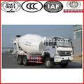 12 kubikmeter betonmischer