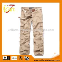 los hombres de moda ropa de trabajo pantalones pintor