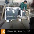 Chine granit vert crémation moument pierre