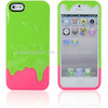 ice cream hard cover case for iPhone