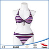 2014 Hot Sale Beautiful Girl's Digital Print Tight sex photo Swimsuit