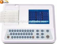 hot sale wireless wifi mobile ecg heart monitor