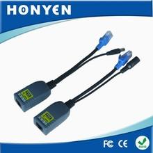 Wholesale CCTV IP Camera single channel passive POE transceiver HY-908POE-N