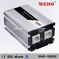 la energía renovable 1500w 48v 110v de onda sinusoidal pura ups electrónico circuito del inversor