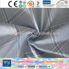 fashion shirt garment yarn dyed cotton colored thread fabric china textile