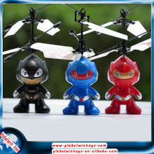 2014 FLYING SPACE MAN ! Hand Sensor & Remote Control Infrared RC Inducing Flying Spaceman Flying Robot toys hobbies 2014