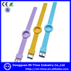 vogue elegant silicone watch strap rubber popular type high quality