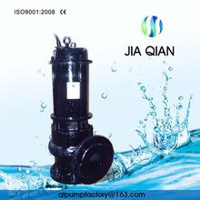 380V 440V Sewage water Hydraulic Submersible Pumps