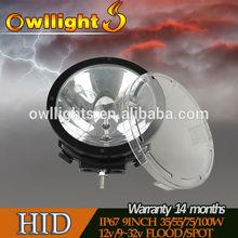 Hella Rallye 4000i 35w HID Light, 7 Inch Auto HID Xenon Driving Light, Offroad 70w HID Xenon Lamp for 2014 Car Accessories