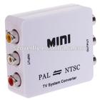 FY1309PN Mini NTSC 3.58 to PAL Format,ntsc to usb converter