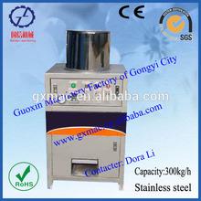2014 3% discount professional good price of garlic peeling machine