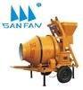 Super Quality JZC350B concrete mixer self loading