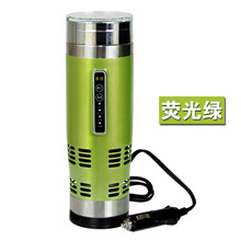 304 Stainless steel double wall china unique heating and cooling car mug/stainless steel