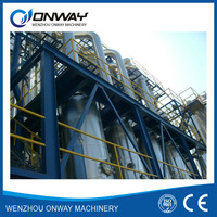 SHJO high efficient factory price equipment to recycle used cooking oil