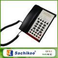 Téléphone analogique sn-0009 sachikoo chambre hôtel