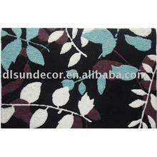 polyester machine hooked chain stitch mat