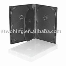 22mm multi DVD Case/DVD box for 4-6 disc