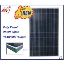 polycrystalline cheap solar panel 250w china