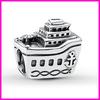 fashion 925 sterling silver steamship italian link bracelet charms