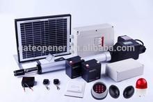 Solar Powered Motor of Swing Gate Operator Kit