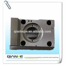 Qianhe cnc machining metal part &buffing machine parts