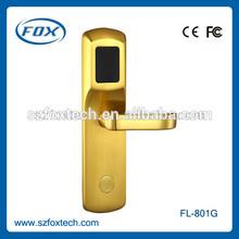FOX Classic Design RF Card electronic hotel lock system