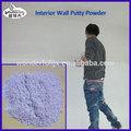 Económico de interiores pintura de la pared para revestimiento de la pared, la base de cemento que cubre la pared