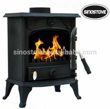 Freestanding cast iron wood stove 1131