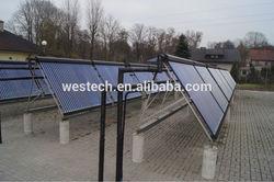 Real Estate Solar Project Design pressurized heat pipe heat solar