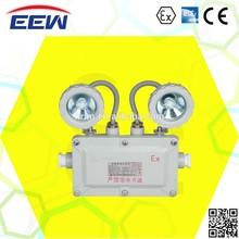 EEW Explosion Proof LED twin spot light Ex emergency light