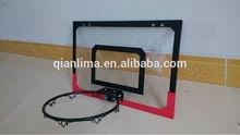 Foldable Mini Basketball Backboard With Hoop
