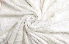 polyester short brush printing fabric