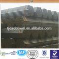 Tianjin schwarzes eisen stahlrohr/erw stahlrohr Preisliste