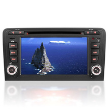 AL-9101For Audi A3 Autoradio Multimedia Car Entertainment System with GPS/DVD